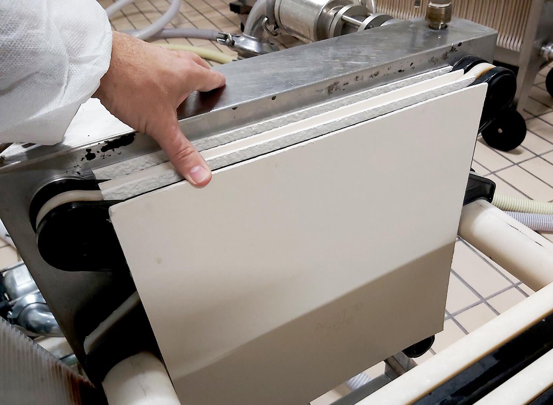 Tutorial per il montaggio degli Strati filtranti Danmil Depth Filtration Range