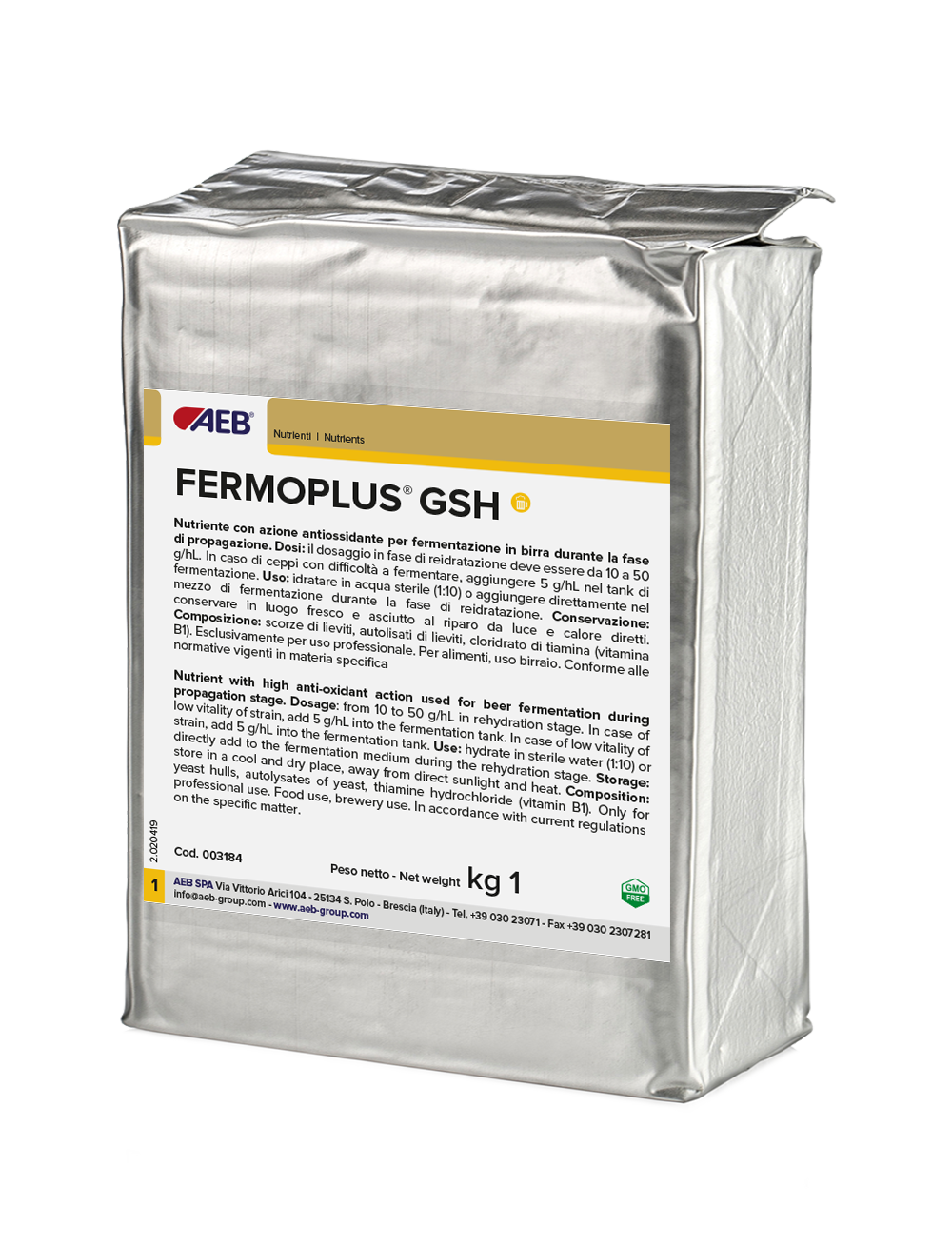 FERMOPLUS<sup>®</sup> GSH