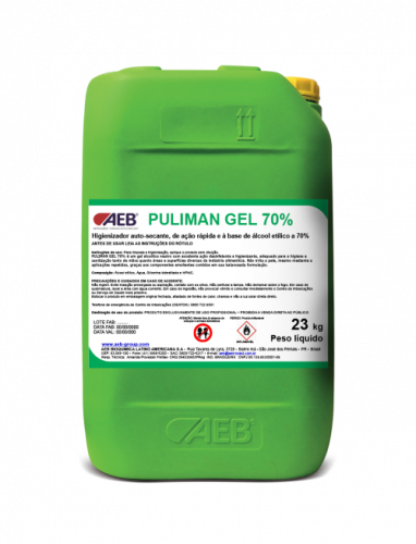 Puliman Gel 70%