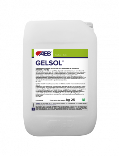 GELSOL<sup>®</sup>
