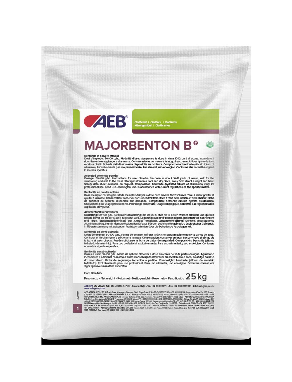 MAJORBENTON B