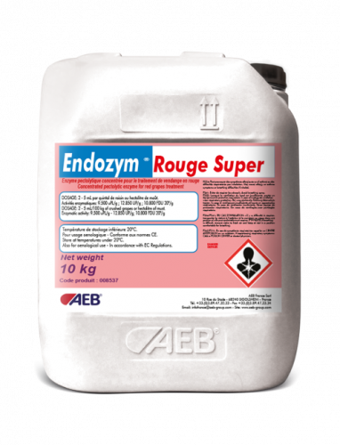 ENDOZYM Rouge Super