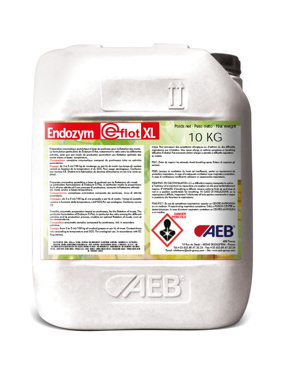 ENDOZYM E-Flot XL