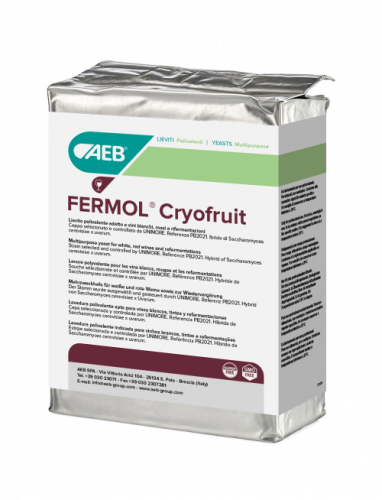 FERMOL<sup>®</sup> Cryofruit