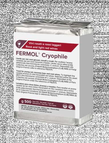 FERMOL  Cryophil