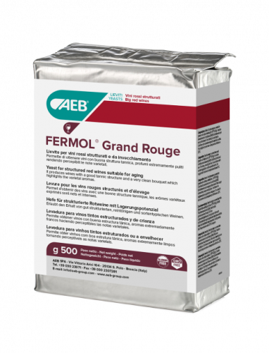 FERMOL<sup>®</sup> Grand Rouge
