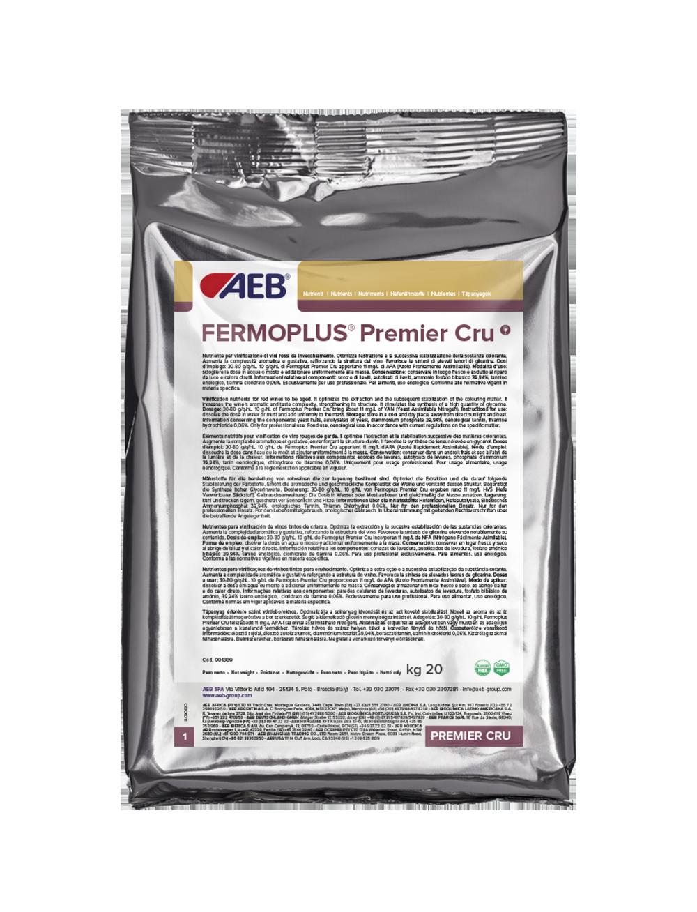 FERMOPLUS Premier Cru