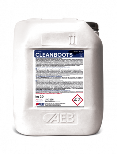 CLEANBOOTS
