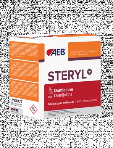 STERYL Damigiane