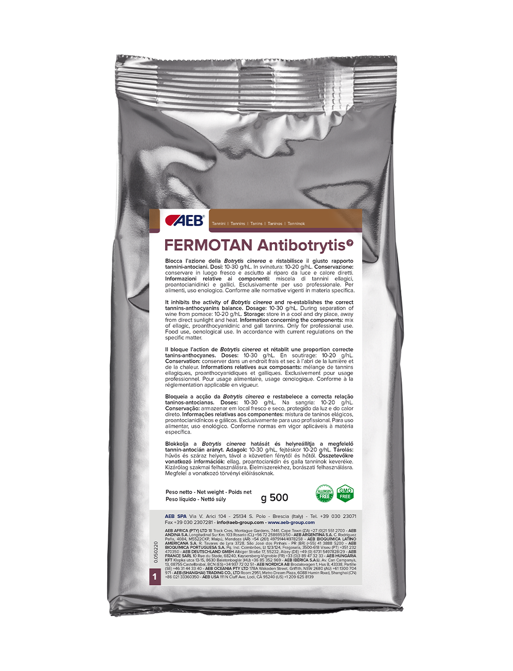 FERMOTAN Antibotrytis