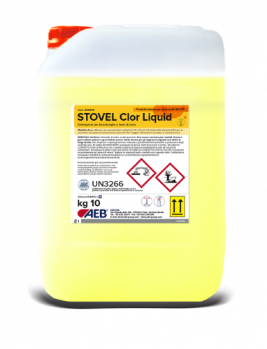 STOVEL Clor Liquid