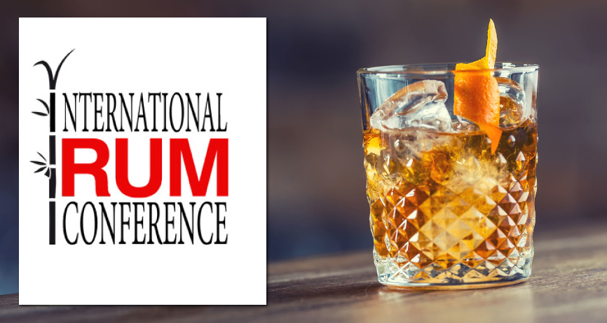 ESTAREMOS À VOSSA ESPERA NA INTERNATIONAL RUM CONFERENCE 2019, NA FLÓRIDA