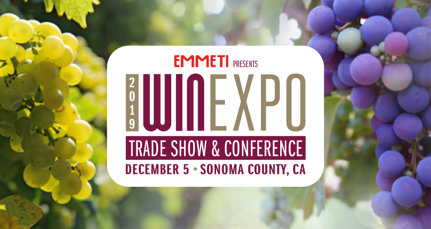 WE WILL ATTEND WIN EXPO, IN CALIFORNIA