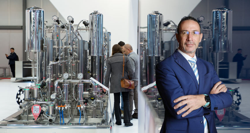 NICOLA BALDASSARI IS THE NEW MANAGING DIRECTOR OF INNOTEC TECNOLOGIE INNOVATIVE