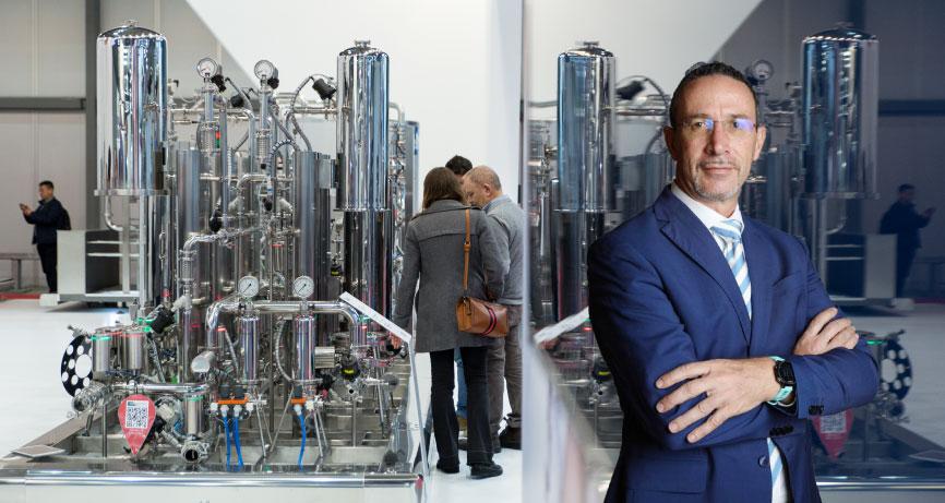 NICOLA BALDASSARI ES EL NUEVO ADMINISTRADOR DELEGADO DE INNOTEC TECNOLOGIE INNOVATIVE
